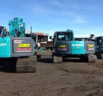 GRS Excavations Ltd - Our Machinery