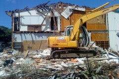 GRS Excavations – Residential & Commercial Demolition