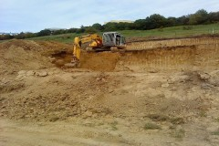 GRS Excavations Earthworks