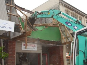 GRS Excavations - Residential & Commercial Demolition